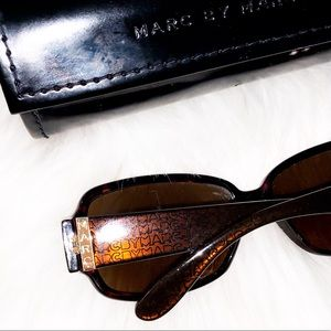 Accessories - Marc By Marc Jacobs Sunglasses with Case